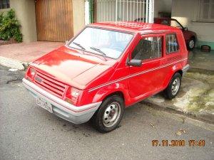 Fiat Uno 1991, Manual, 8 litres