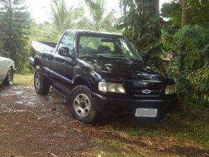 Chevrolet S-10 1997, Manual, 4,9 litres
